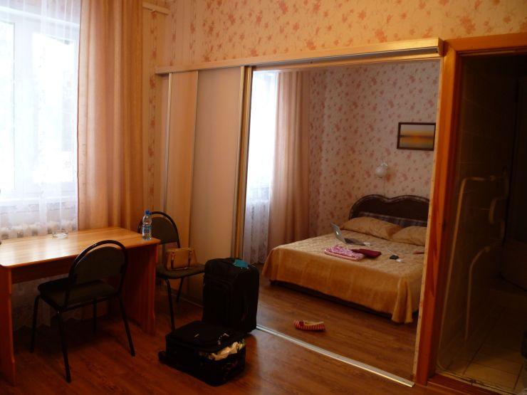 severobaikalsk hotel