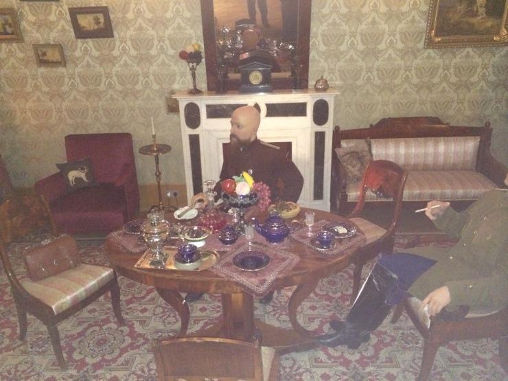 Rasputins last dinner