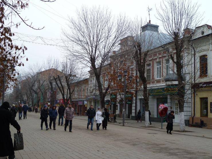 Saratov street
