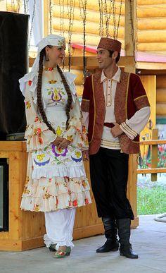 tatar clothing