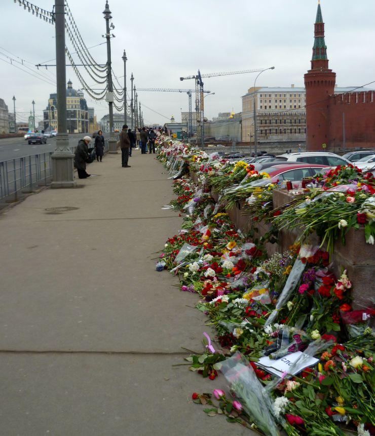 flowers on bridge 1