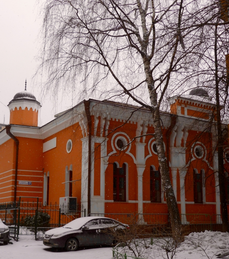Историческая мечеть Old Mosque